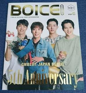 CNBLUE Boice Magazine Vol.6