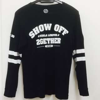Show Off Together Long sleeve Tshirt