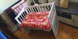 Bedside bed