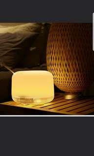 Ultrasonic Air humidifier - aromatherapy 500ML (INSTOCK)