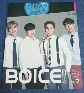 CNBLUE Boice Magazine Vol.7