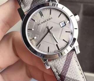Burberry unisex watch