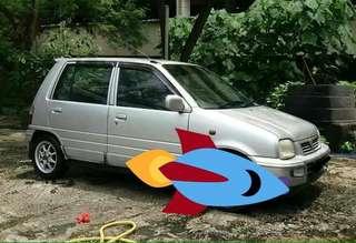Kereta kancil auto