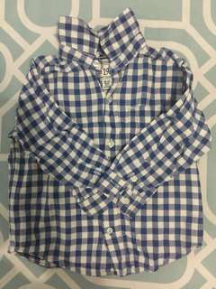 Est Place Long Sleeves 18-24mos