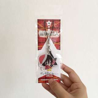Mikasa Acrylic Charm