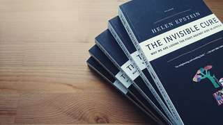 The Invisible Cure (Softcover)