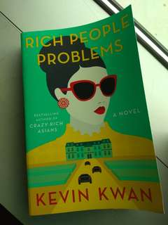 Rich People Problems book