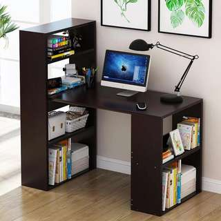 Office Desk OD-06D Black Color