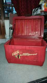cooler box coca cola
