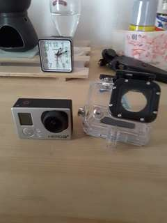 GoPro Hero 3plus Silver