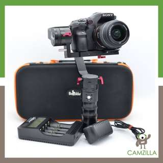 (USED)BEHOLDER DS-1 GIMBAL STABILIZED -INCLUDE CHARGER