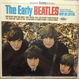 The Beatles Vinyl Record