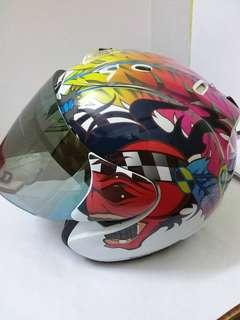 Helmet Arai Scott Russel