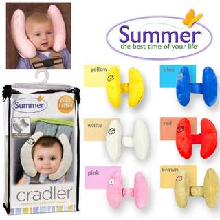 Summer Infant Cradler/ Adjustable Head Support  520