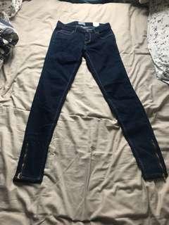 korea skinny jeans