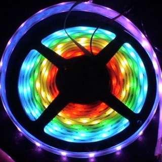 LED - RGB ROLL MAGIC LIGHT RAINBOW