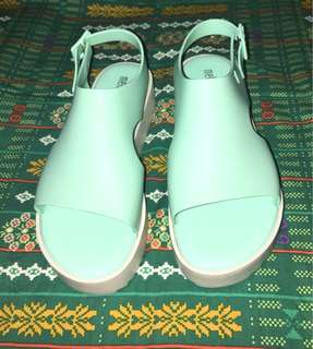 Authentic Melissa Wedge Sandals