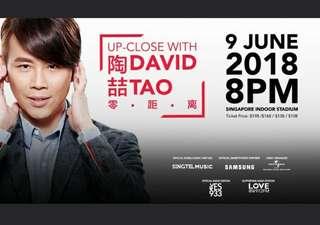 David Tao Concert