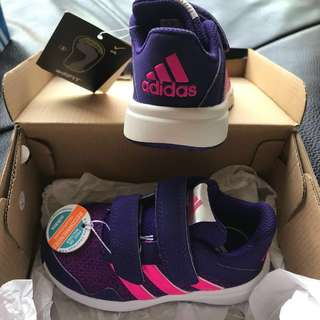 BNWT Adidas Shoes for kids Size 6K toddler