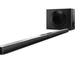 Philips HTL7140B SoundBar 喇叭