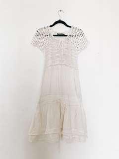 Zara TRF knit dress
