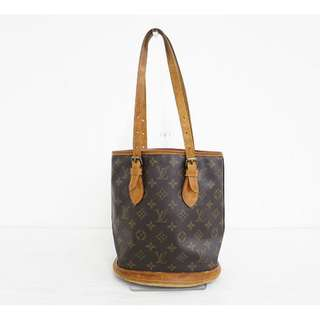 LOUIS VUITTON MONOGRAM SHOULDER BAG 二手女性手袋   (SHIP FROM JAPAN)