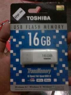 #AFBakrie_flashdisk Toshiba 16GB
