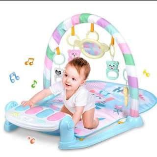 Baby Colourful Musical Play Gym Play Mat