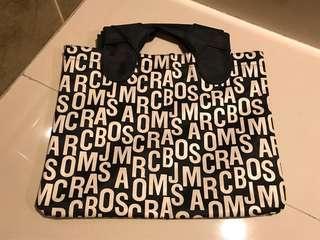 💯% Authentic Marc By Marc Jacobs Black Large PVC Tote