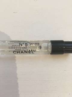 CHANEL No.5 Perfume travel size