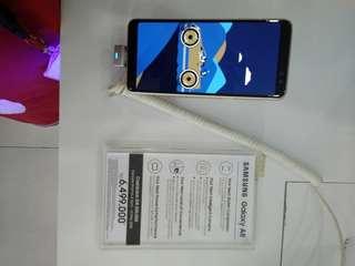 Samsung Galaxy A8, Promo Cashback 500 k yuk Bisa di cicil juga loh guyss prosesnya 3 menit aja