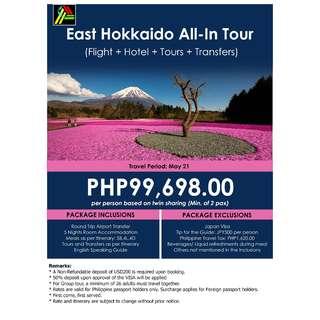 East Hokkaido All-In Tour