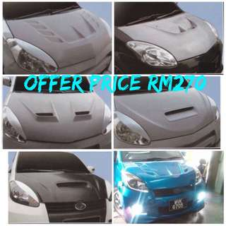 Car bonnet new sell