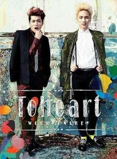 Toheart 1st mini-album