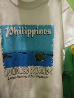 hundred island t shirt