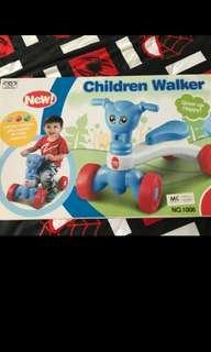 BNIB Kids Walker Toy