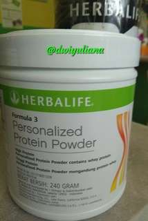 Perzonalized Protein Powder (PPP)