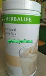Herbalife shake Vanila