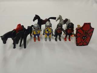 Geobra Playmobil Medieval Knights