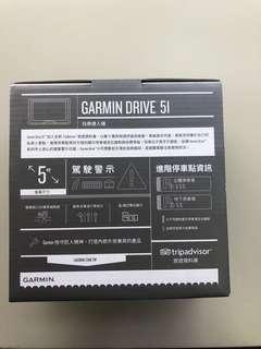 Garmin51。全新未使用。買車贈品