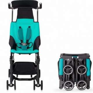 GP pockit plus (reclinable) rental