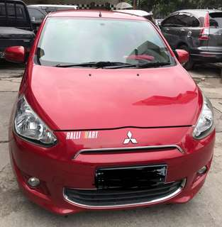 for Sale Mitsubishi Mirage GLS 2012