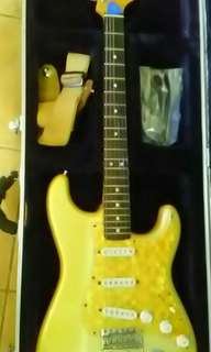 Fender Stratocaster, mexican deluxe series
