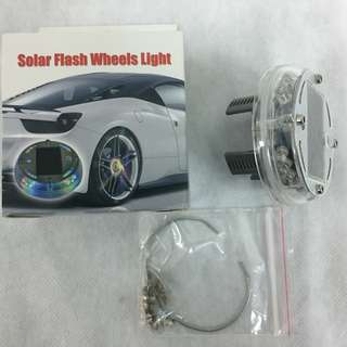 SOLAR WHEEL LIGHT