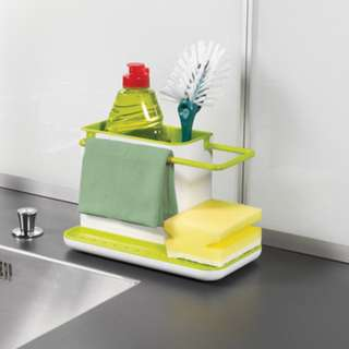 517. Kitchen Sink Cleaning Rack (2 colours)