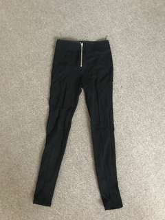 Thick leggings size 8