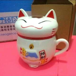 🚚 招財貓馬克杯