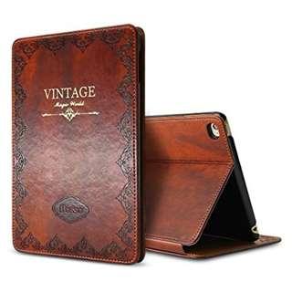 Mosso - IPAD Vintage Case