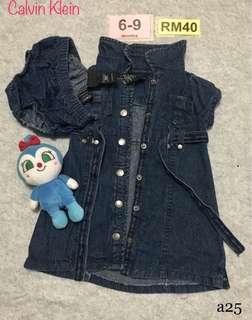Overseas kids jeans