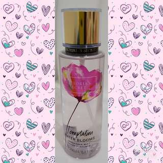 Victoria'S Secret Body Mist Limited Edition New Temptation